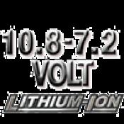 Li-ion 10.8V-7.2V