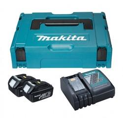 Makita 196693-0 Комплект батерии и зарядно 18V