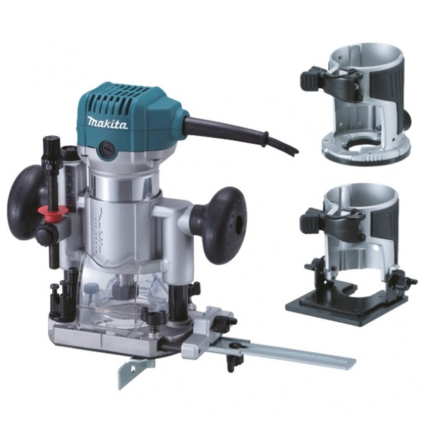 Makita RT0700CX2J Фреза