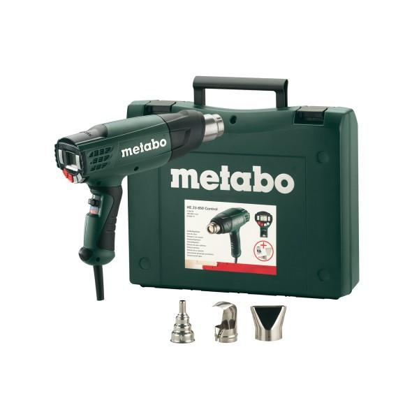 Metabo HE 23-650 Control  Пистолет за горещ въздух
