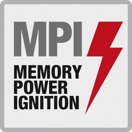 MPI технология за по-лесно повторно пускане на инструмента