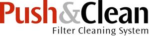 """Система за почистване на филтъра """"Push & Clean"""""""